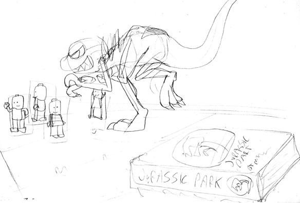 sketch_vote27 jurassic park