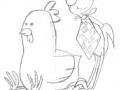 sketch_vote24 chicken