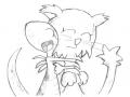 sketch_vote25 wild stray hug